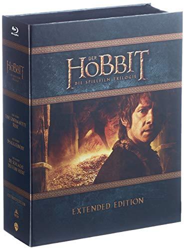 Kinofilm-Trlogie: Der Hobbit (Extended Edition)