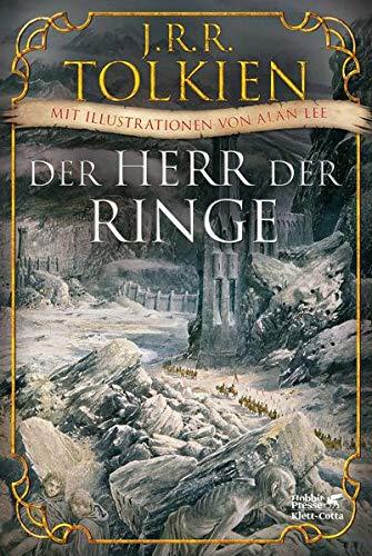 Der Herr der Ringe: Illustrierte Sonderausgabe in einem Band