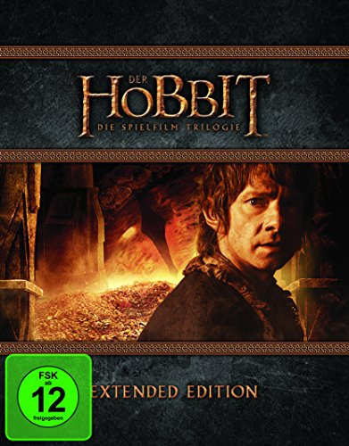 Kinofilme-Trlogie: Der Hobbit (Extended Edition)