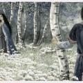 Arwen und Aragorn