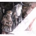 Die Gefährten in Moria