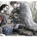 Boromir und Aragorn