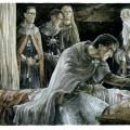 Aragorn heilt Faramir