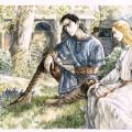 Faramir und Eowyn (2)