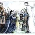 Krönung von Aragorn