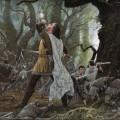 Boromir in seinem letzten Kampf