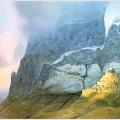 Edoras in Rohan