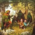 Faramir trifft auf Frodo und Sam