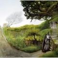 Gandalf in Hobbingen