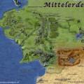 Mittelerde (deutsch) von Thomas Lornsen