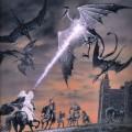Gandalf gegen Nazgul