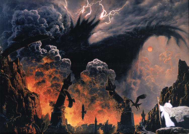 Cirith Ungol Lord Of The Rings