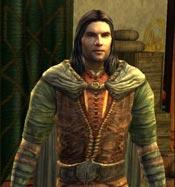 Steicher aka Aragorn in Herr der Ringe Online, © by Turbine