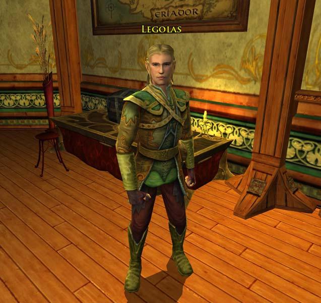 Legolas Grunblatt Faszination Tolkien