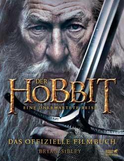 Hobbit: dass offizielle Buch zum Film