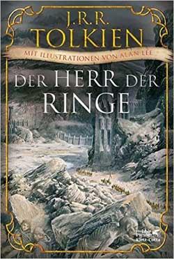 Die illustrierte Ausgabe von Der Herr der Ringe